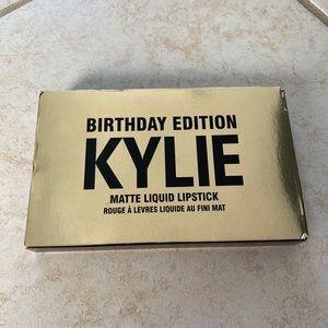 Kylie Jenner dupe birthday edition lipstick